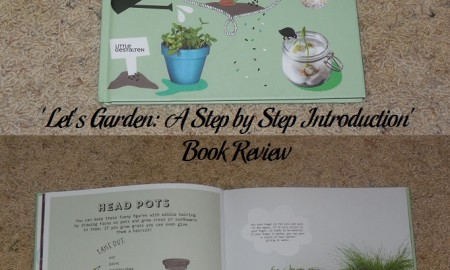 'Let's Garden: A Step by Step Introduction' Book Review