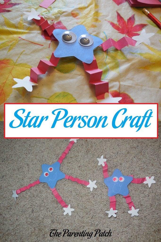 Star Person Craft