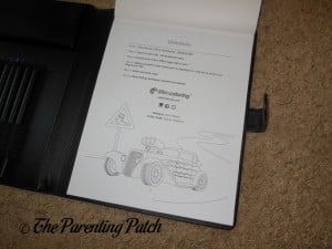 Uncolored Page in Life in Coloring Men's Coloring Book Kit 1