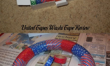United Tapes Washi Tape Review