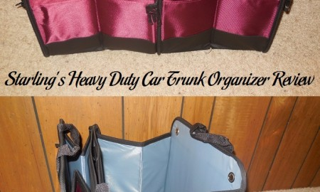 Starling's Heavy Duty Car Trunk Organizer Review