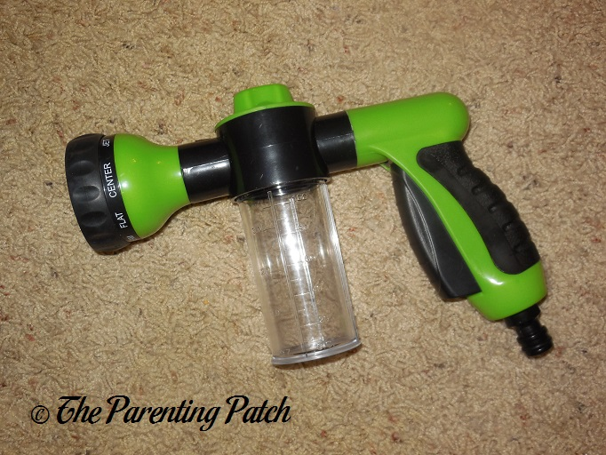 MLVOC Garden Hose Sprayer Review Parenting Patch