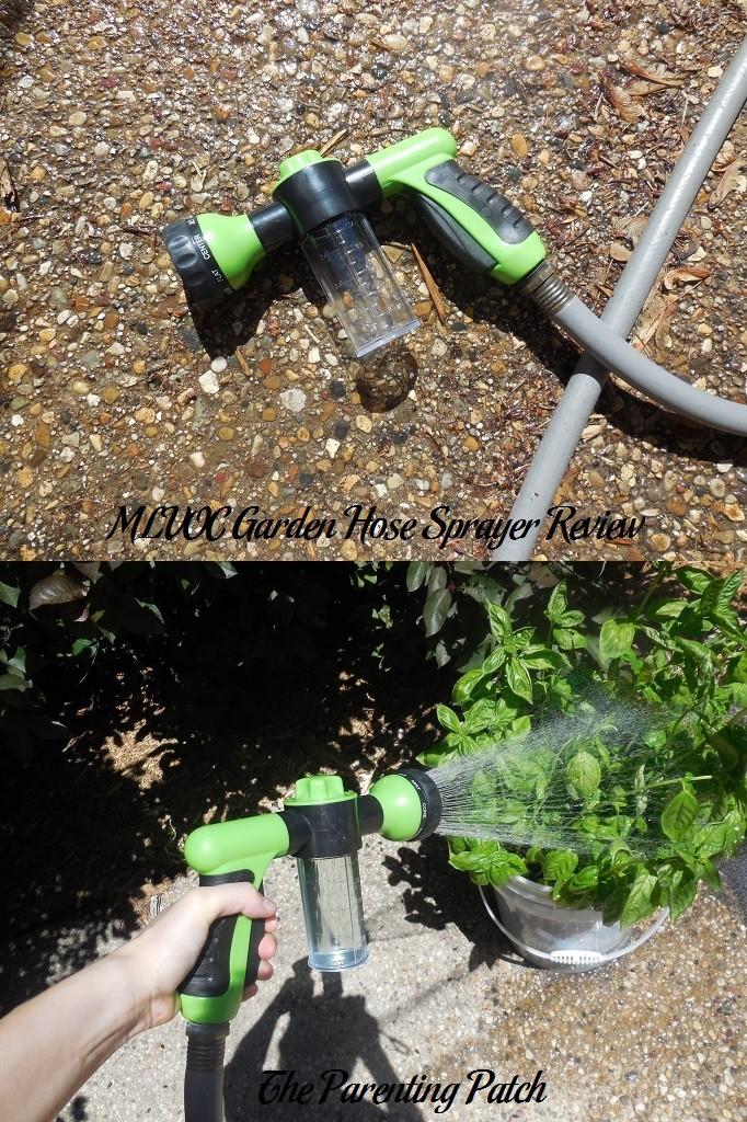 High Quality MLVOC Garden Hose Sprayer Review