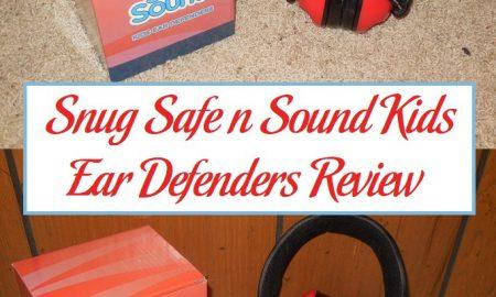 Snug Safe n Sound Kids Ear Defenders Review