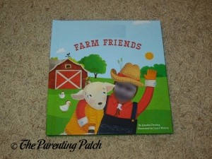 Cover of My Farm Friends Book