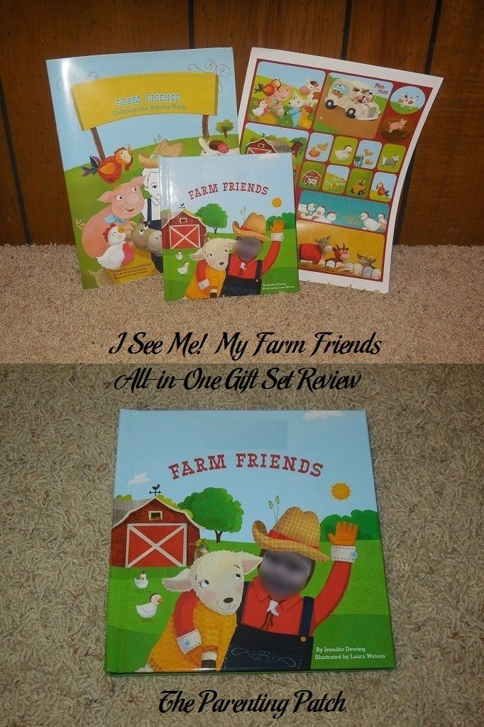 I See Me! My Farm Friends All-in-One Gift Set Review