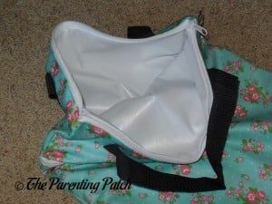 Pocket and Handles of Large Buttons Diapers New Design Wet Bag