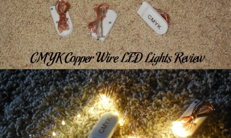 CMYK Copper Wire LED Lights Review