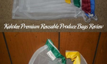 Kakolee Premium Reusable Produce Bags Review