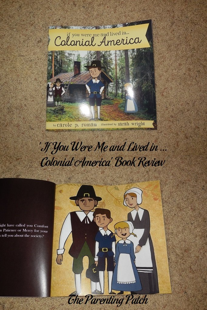 'If You Were Me and Lived in ... Colonial America' Book Review