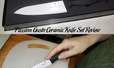 Passion Gusto Ceramic Knife Set Review