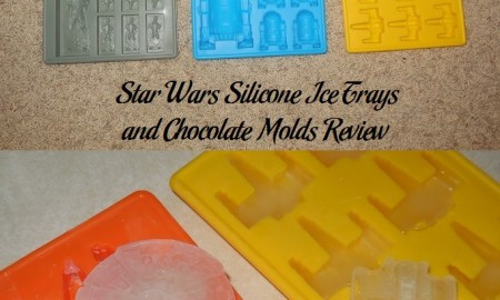 Star Wars Silicone Ice Trays and Chocolate Molds Review