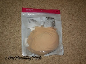 Mamaway UltraComfort Seamless Maternity and Nursing Bra in Package