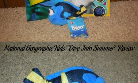 "National Geographic Kids ""Dive Into Summer"" Review"