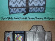 Crystal Baby Smile Portable Diaper Changing Pad Review