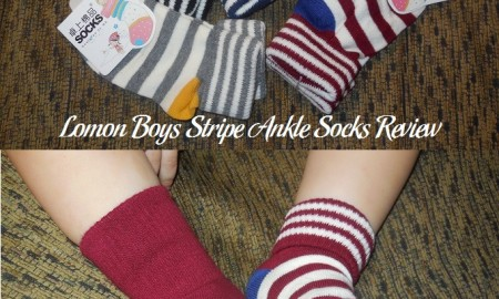 Lomon Boys Stripe Ankle Socks Review