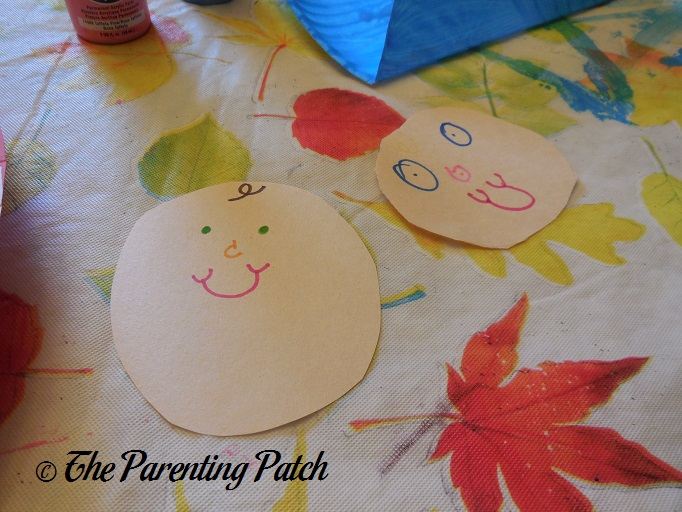B Is For Baby Paper Plate Craft Parenting Patch