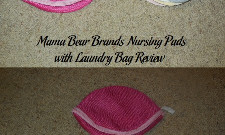 Mama Bear Brands Nursing Pads with Laundry Bag Review