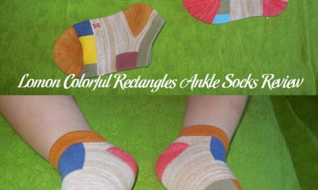 Lomon Colorful Rectangles Ankle Socks Review