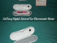 LotFancy Digital Infrared Ear Thermometer Review