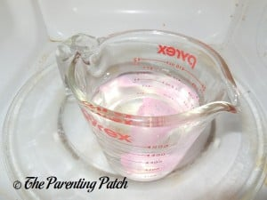 Sanitizing the Brisa Menstrual Cup