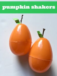 Pumpkin Shakers