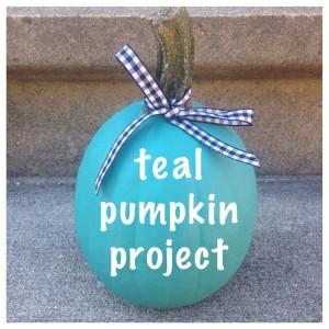 Teal Pumpkin Project