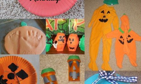 Pumpkin Craft Roundup