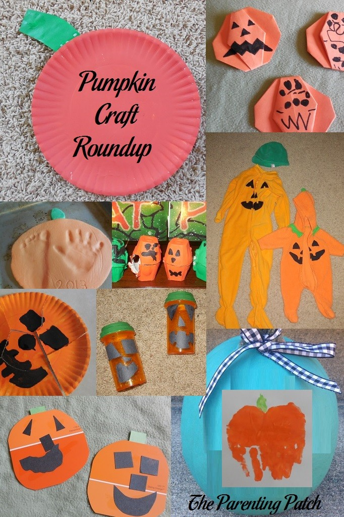 Pumpkin Craft Roundup