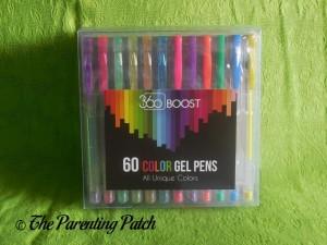 360 Boost Gel Pen Set