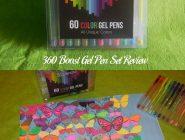 360 Boost Gel Pen Set Review