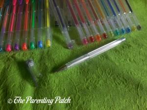360 Boost Gel Pens