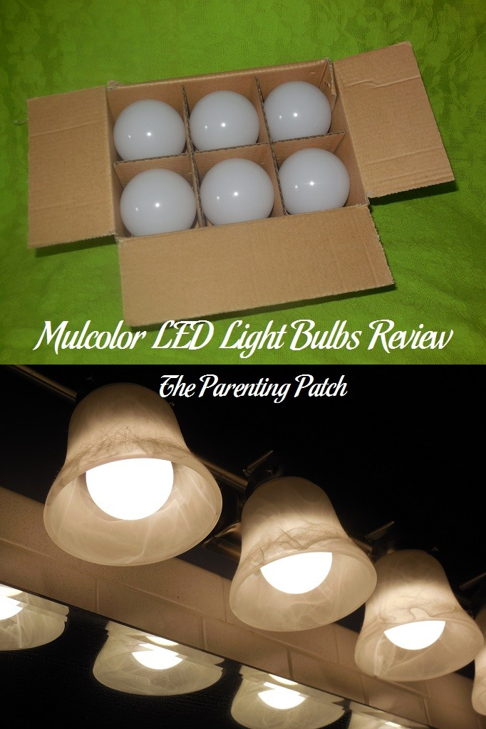 Mulcolor Led Light Bulbs Review Parenting Patch