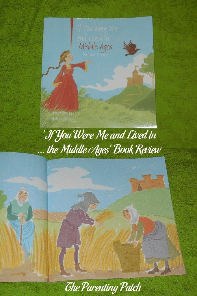 'If You Were Me and Lived in ... the Middle Ages' Book Review