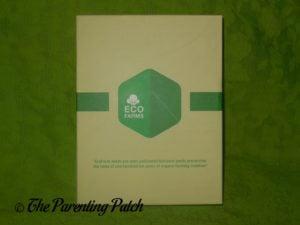 EcoFarms Organic Vegetable Heirloom Seeds Kit Box