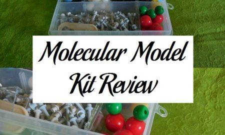 Molecular Model Kit Review