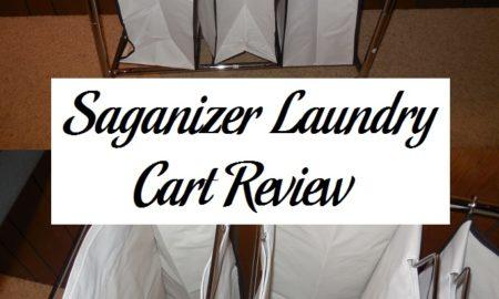 Saganizer Laundry Cart Review
