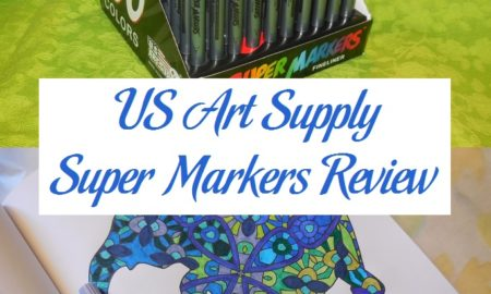 US Art Supply Super Markers Review