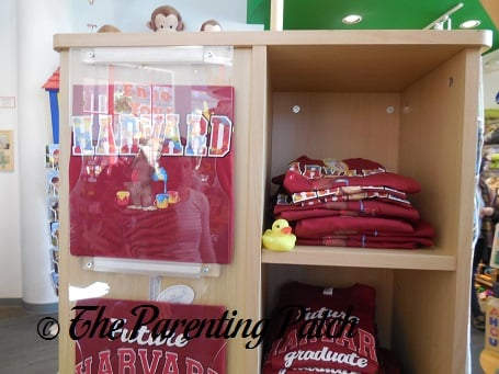 The Duck and The World's Only Curious George Store