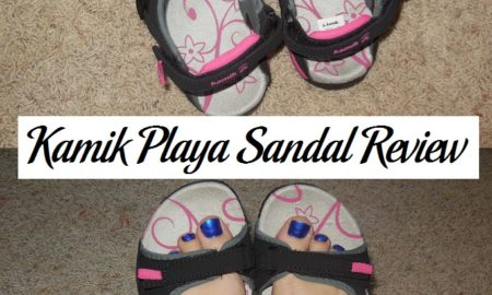 Kamik Playa Sandal Review