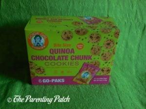 Quinoa Chocolate Chunk Goodie Girl Cookies Go-Packs