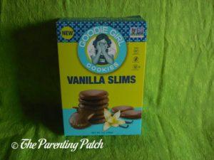 Vanilla Slims Goodie Girl Cookies