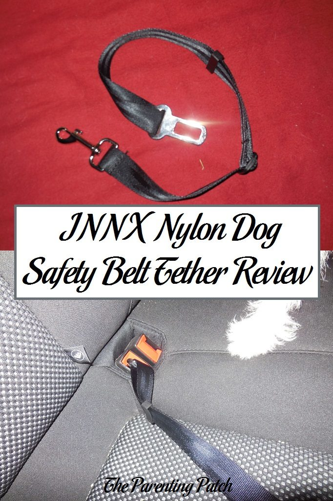 INNX Nylon Dog Safety Belt Tether Review
