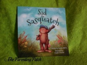 Cover of 'Sid the Sasquatch'