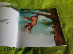 Illustration of 'Sid the Sasquatch' 1