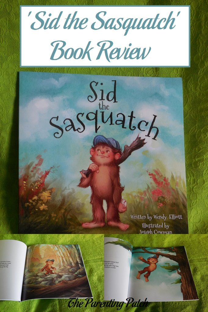 'Sid the Sasquatch' Book Review