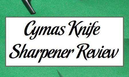 Cymas Knife Sharpener Review