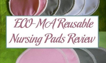 ECO-MA Reusable Nursing Pads Review