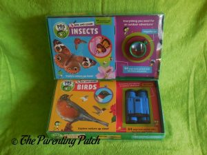 PBS Kids Look and Learn Birds and Look and Learn Insects