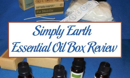Simply Earth Essential Oil Box Review